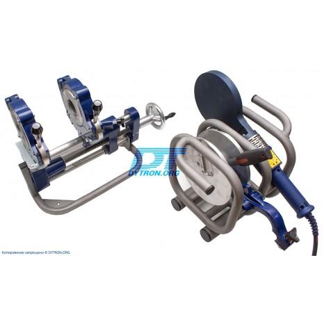 Механический сварочный аппарат для стыковой сварки полиэтиленовых труб DYTRON ST 110