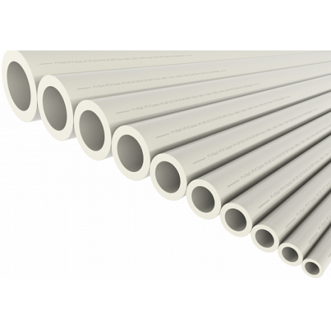 Труба полипропиленовая FV-Plast PN10 75x6,8