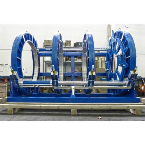 Гидравлическая машина стыковой сварки Tecnodue PT-1200-HP