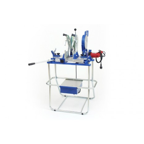 Станок для сварки полиэтиленовых и ПВХ труб Tecnodue EURO-160